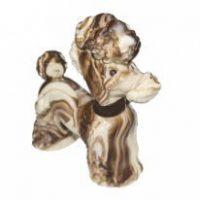 Shokoladnaya figura sobaka Artemon. Muzey shokolada